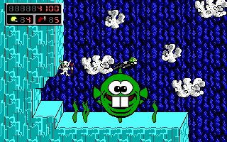 Dopefish in Commander Keen